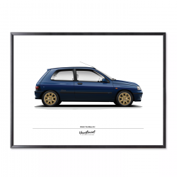 Poster of Renault Clio...